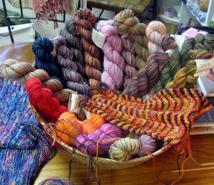 Små triks for etterbehandling strikket