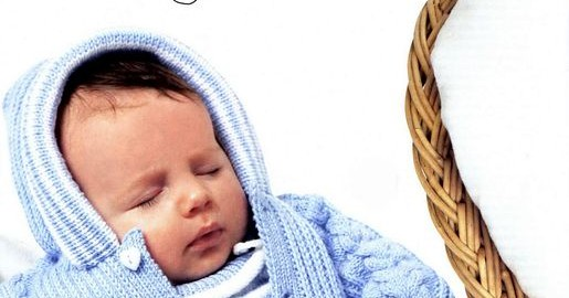jacheta albastra pentru micul somnoros