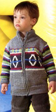 Jacket with Swedish model