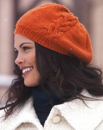 Bereta orange by Natalie Larson