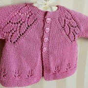 Jachetica für Neugeborene