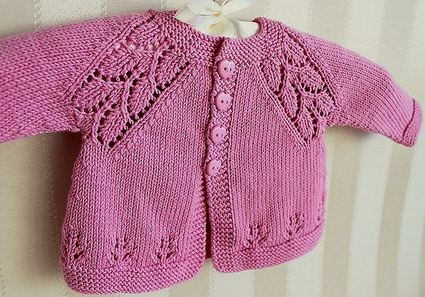 jachetica pentru nou-nascuti