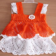 Crochet Top für Mädchen