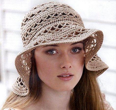 Sombrero Crosetata