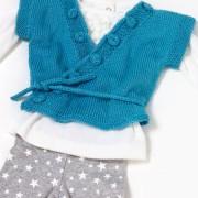 Baby Kimono jakke