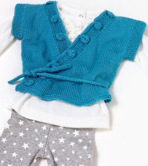 Baby Kimono jacket