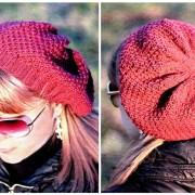 Elegante beret