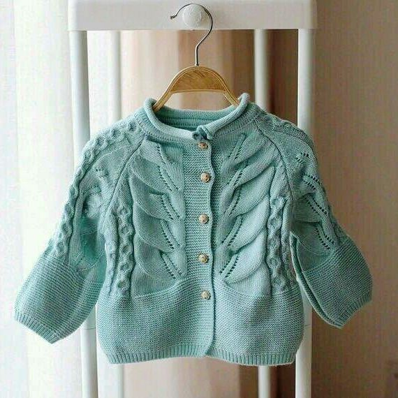 Jacheta pentru fete cu model frontal