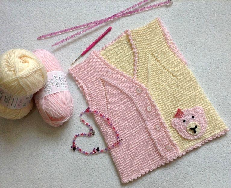 Delicate vest for kids