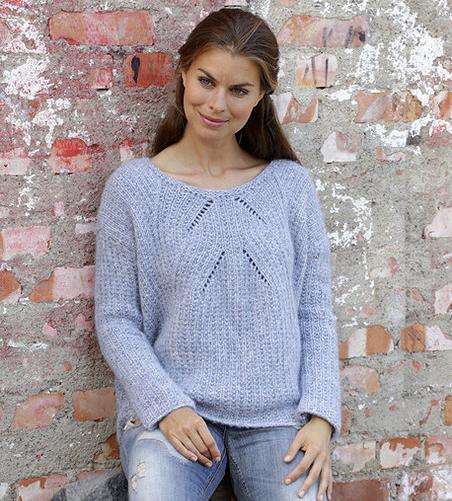 sweater simplicity