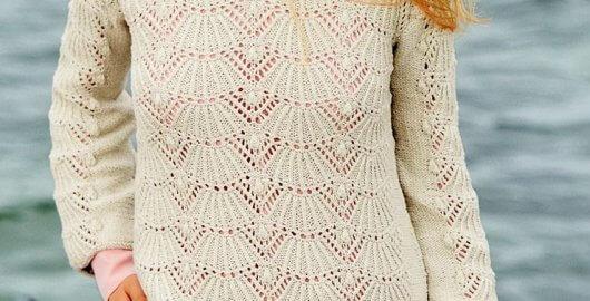 Der Pullover hilft